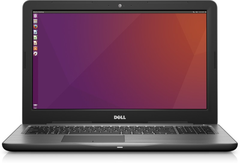 Dell Inspiron Core i3 6th Gen - (4 GB/1 TB HDD/Ubuntu) 5567 Notebook(15.6 inch, Black, 2.36 kg)