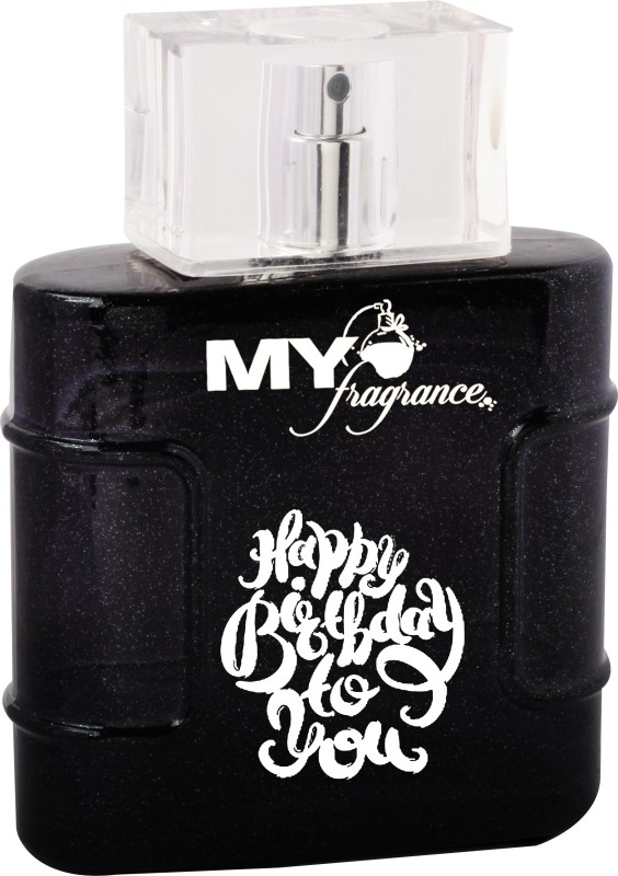 My Fragrance Black Lash All In One Perfume  -  100 ml(For Men)