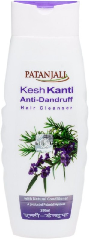 Patanjali Kesh Kanti Anti Dandruff Hair Cleanser(200 ml)