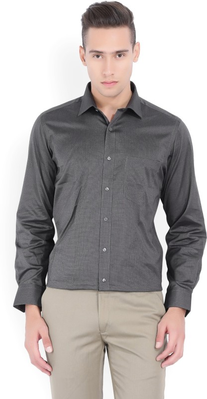 Van Heusen Mens Woven Casual Spread Shirt