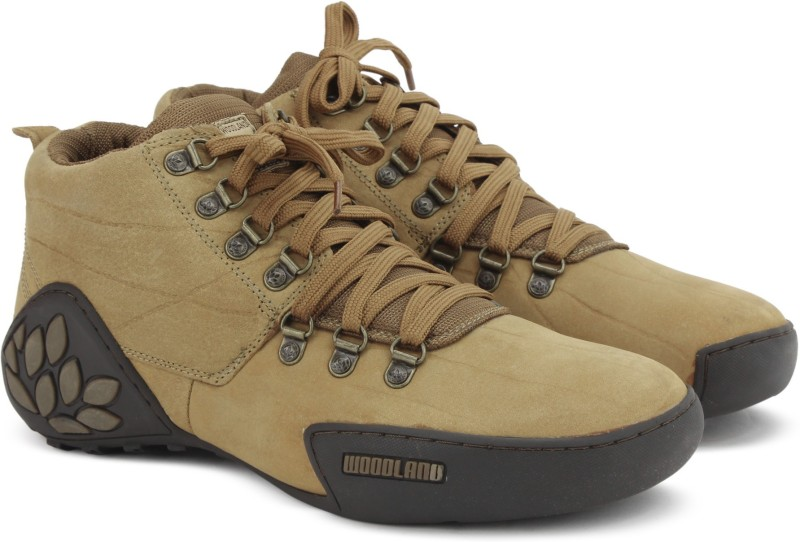 Woodland Outdoors For Men(Tan)