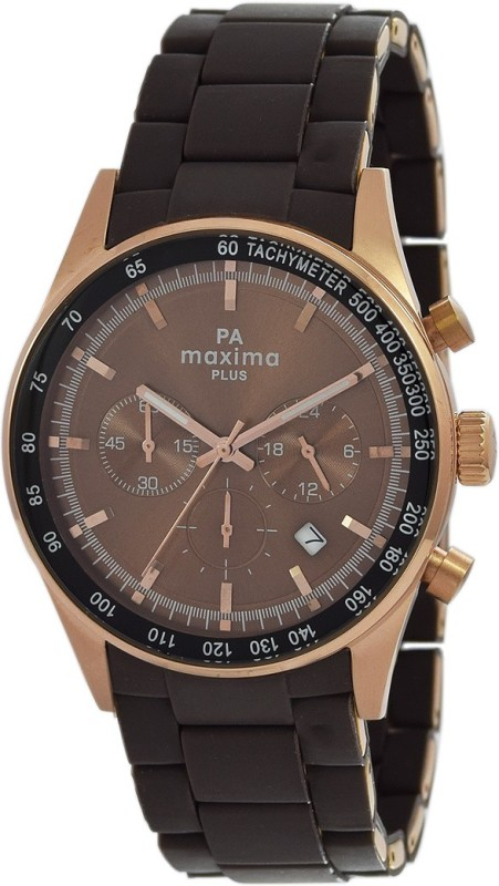 Maxima 46240CMGR Watch - For Men