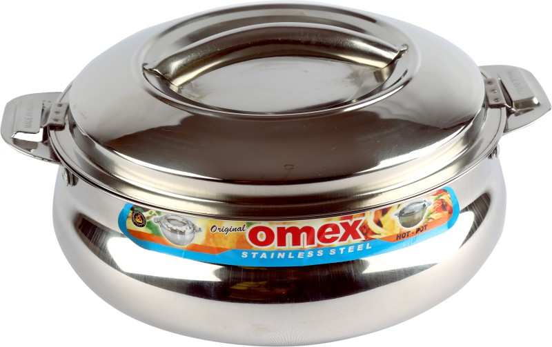 Omex Omex Polo 2000 Insulated Stainless Steel Casserole, Serving Pot Casserole(2 L)