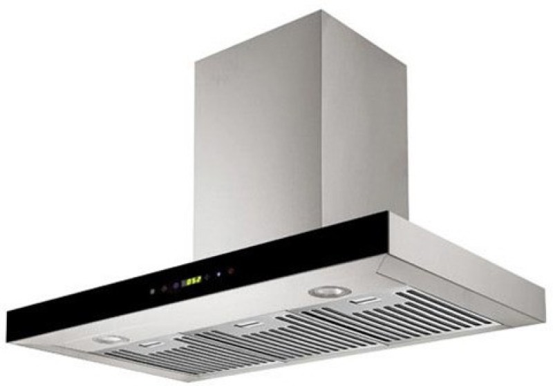 Hindware FABIA PLUS 60 Wall Mounted Chimney(STAINLESS TEEL 1100)