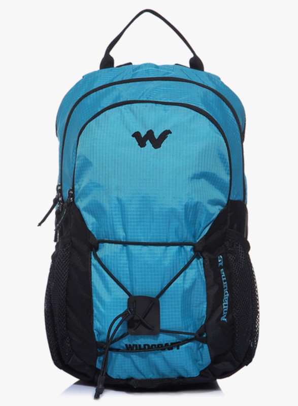 Wildcraft Annapurna 15 Blue Rucksack - 15 L(Blue)