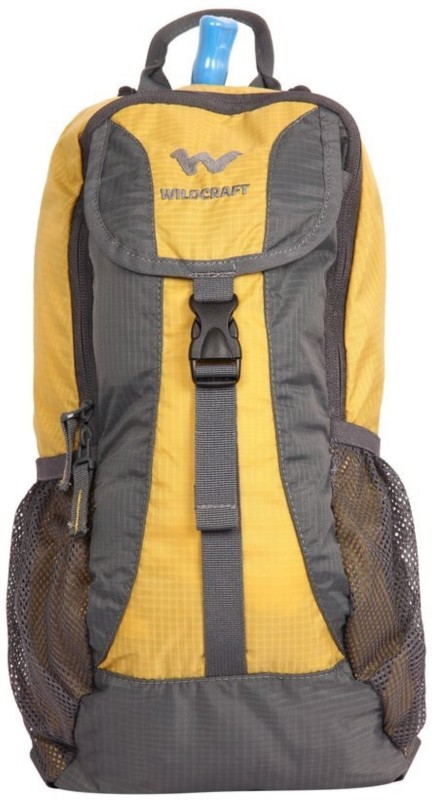 Wildcraft Hydrator Yellow Rucksack - 7.3 L(Yellow)
