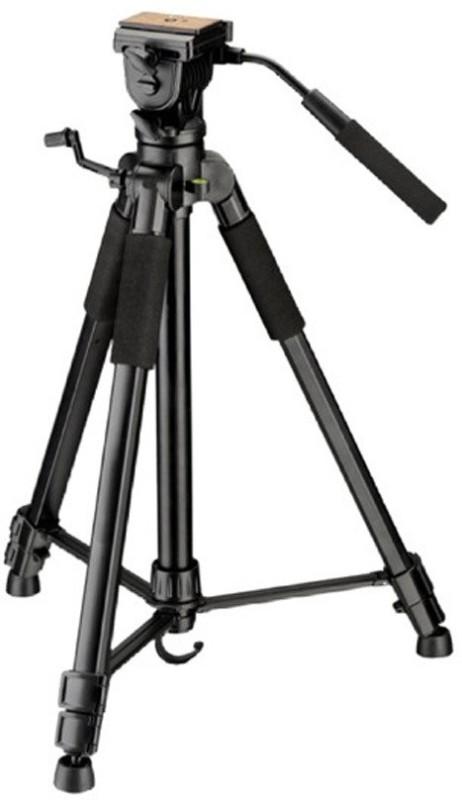 Digitek DTR-590VD Tripod(Black, Supports Up to 3000 g)