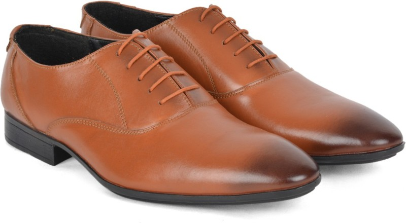 Ziraffe CARACAS Lace Up For Men(Tan)