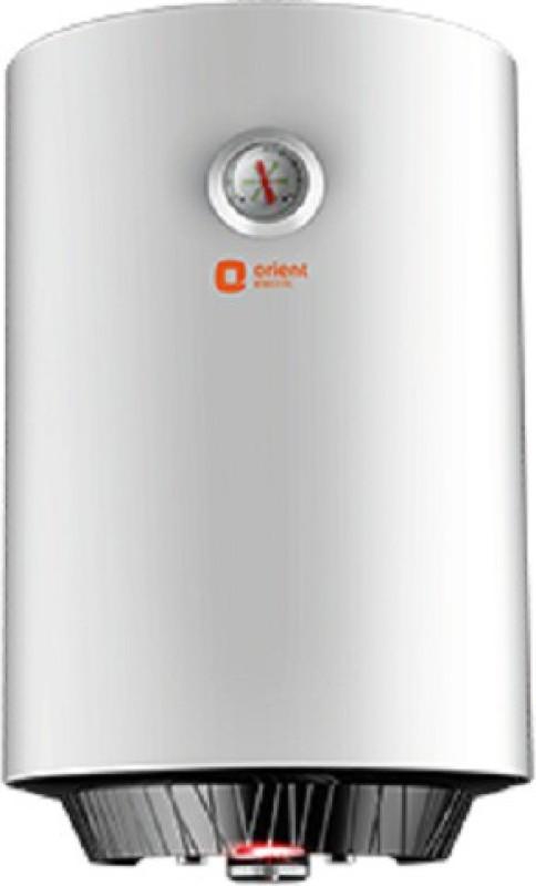 Orient 15 L Storage Water Geyser(Silver, eco smart)
