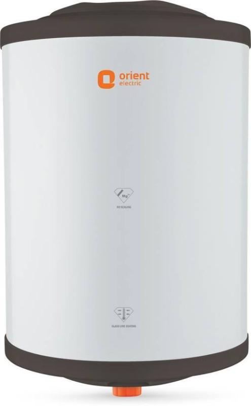 Orient 10 L Storage Water Geyser(White, ZESTO)