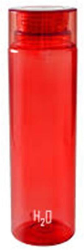 Skywalk H2O Plastic Water Bottle, 1 Litre (Random Color) 1000 ml Bottle(Pack of 1, Multicolor)