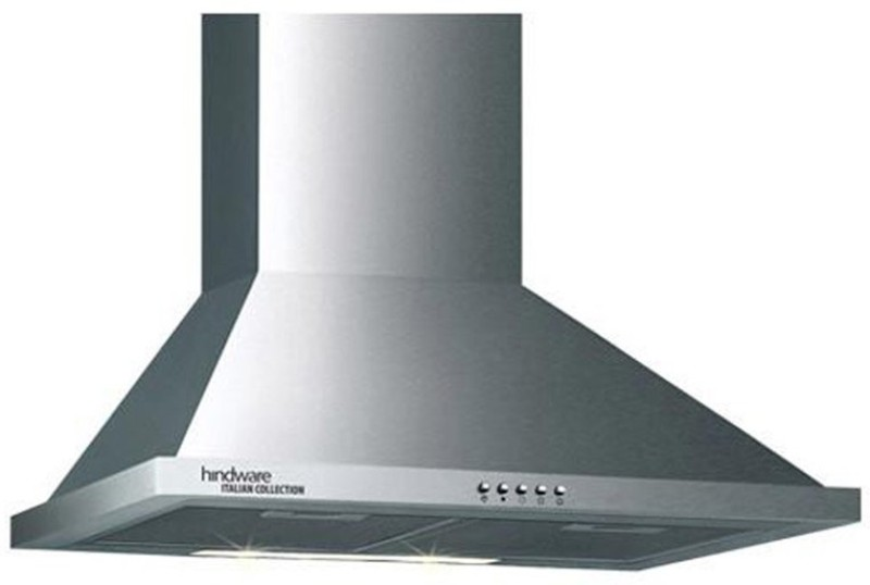 Hindware HINDWARE CLARION PLUS 60 CHIMNEY Wall Mounted Chimney(GREY 1000)