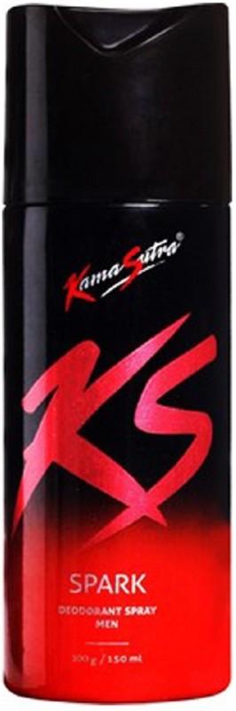 KamaSutra Spark Deodorant Spray (150 ML) Deodorant Spray - For Men(150 ml)