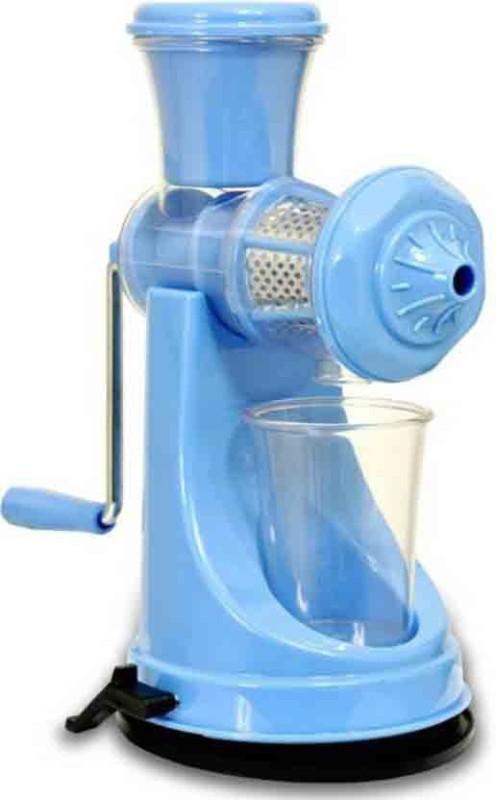 CREZON Plastic Hand Juicer(Blue)
