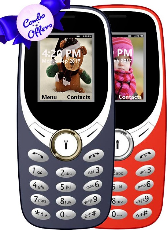 Flat Rs110 Off  - Ikall Feature Phones