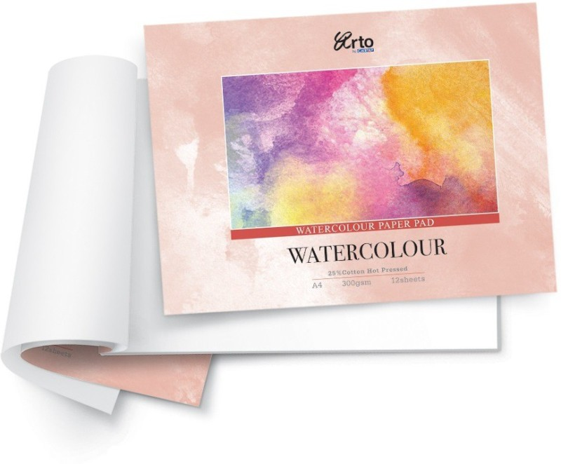 types of watercolour paper Watercolour paper is a paper type that has been specifically made to suit watercolour paint but can also be used for gouache, acrylic, printing inks, pencil, pastel and pen.