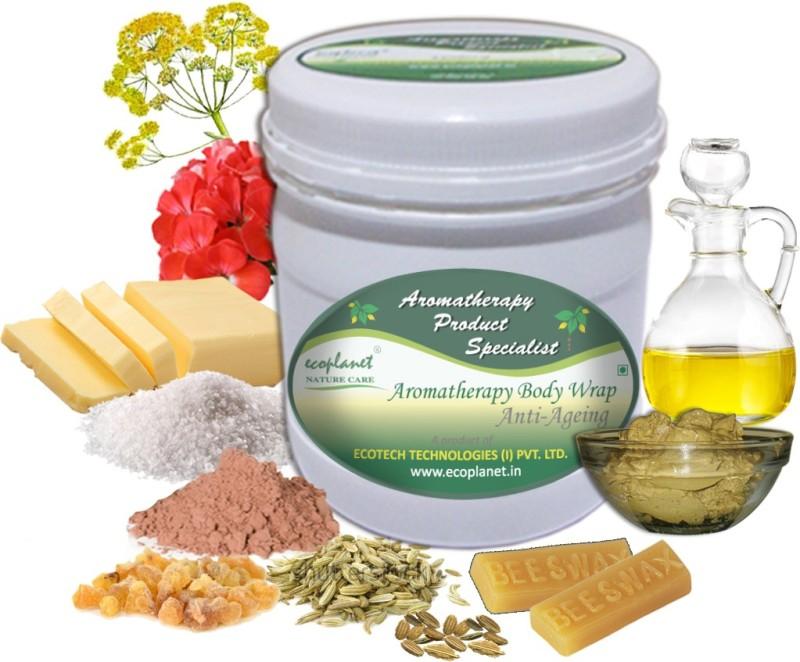 Ecoplanet Aromatherapy Scrub Salt Base Almond Apricot Scrub(1000 g)