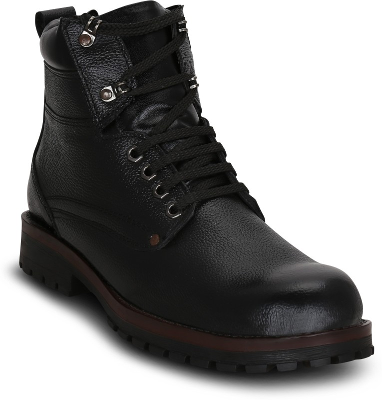 Get Glamr Raider Boots Boots For Men(Black)