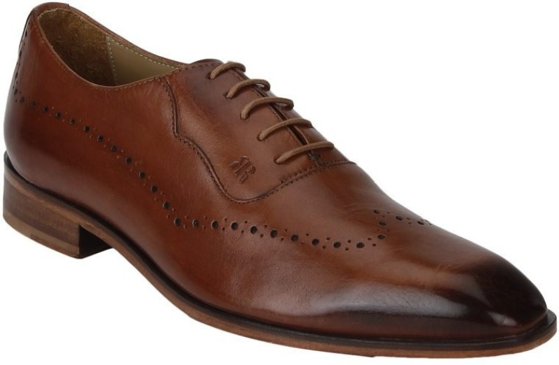 Raymond Lace Up For Men(Brown)