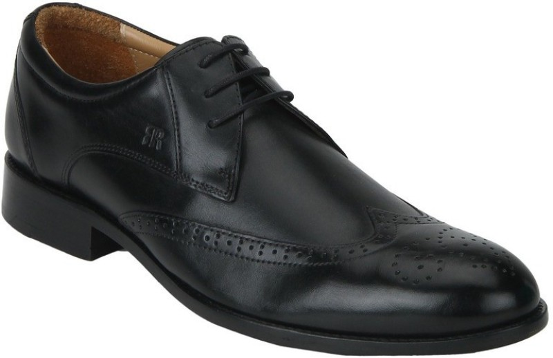 Raymond Lace Up For Men(Black)