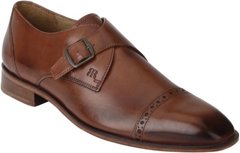 Raymond Slip On For Men(Brown)