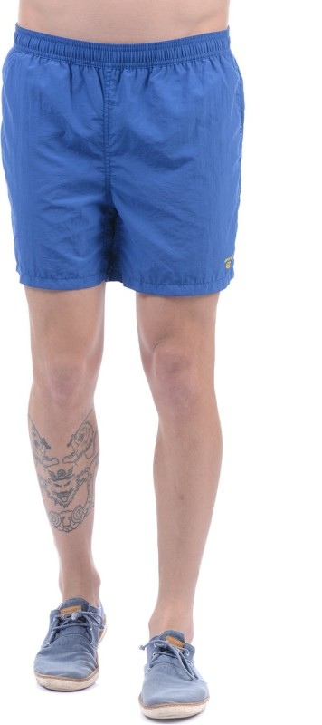 Gant Solid Men Blue Boxer Shorts
