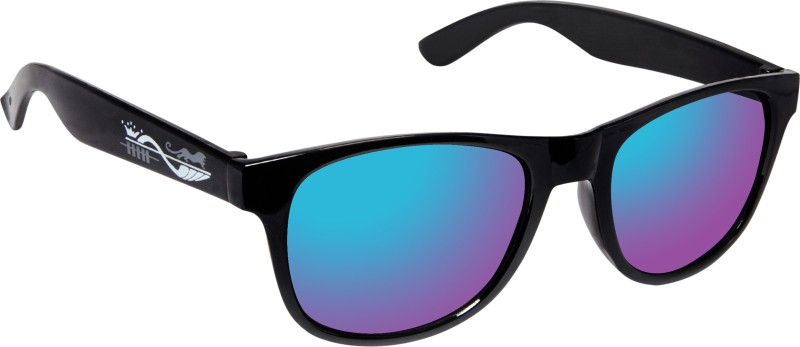 David Blake Wayfarer Sunglasses(Green)