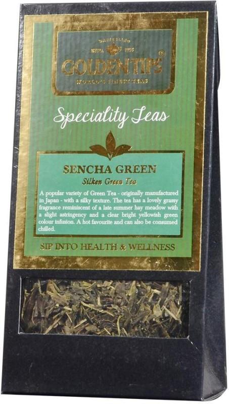 Golden Tips , 100g Sencha Green Tea(100 g, Box)