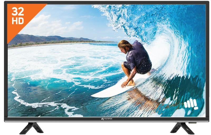 Micromax 81cm (32 inch) HD Ready LED TV(32T8361HD/32T8352HD)