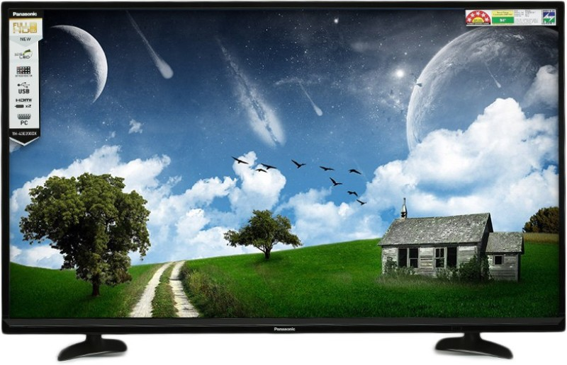 Panasonic 108cm (43 inch) Full HD LED TV(TH-43E200DX)