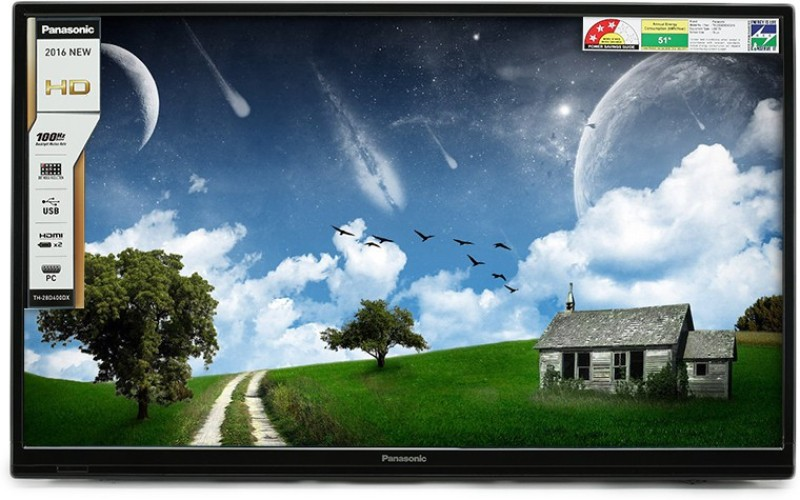 Panasonic 70cm (28 inch) HD Ready LED TV(TH-28D400DX)