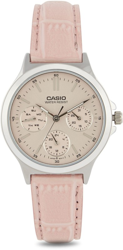 Casio A1150 Enticer Analog Watch - For Women