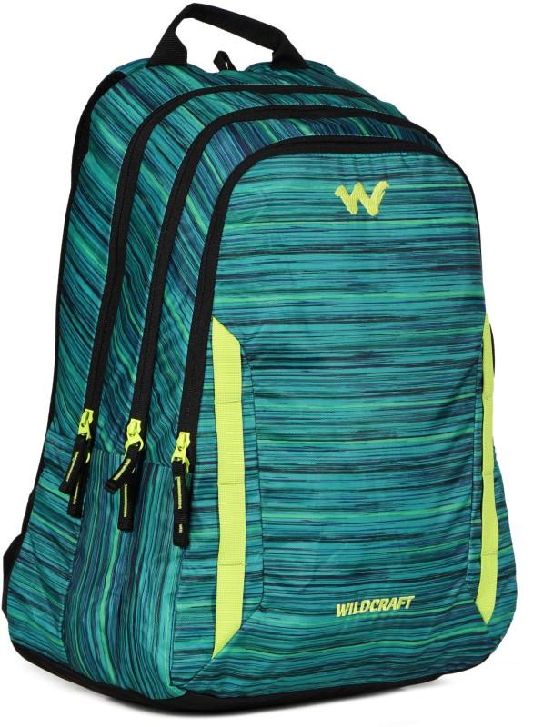 85c3e8ba15 Wildcraft WC 7 Vistas 5 45 L Backpack(Green)