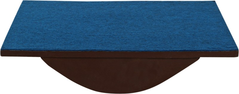 UB PHYSIO SOLUTIONS Exercise Therapy� Balance Disc Fitness Balance Board(Blue, Brown)