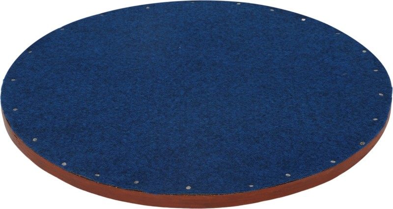 UB PHYSIO SOLUTIONS Exercise Therapy Wobble Board Wobble Board Fitness Balance Board(Blue, Brown)