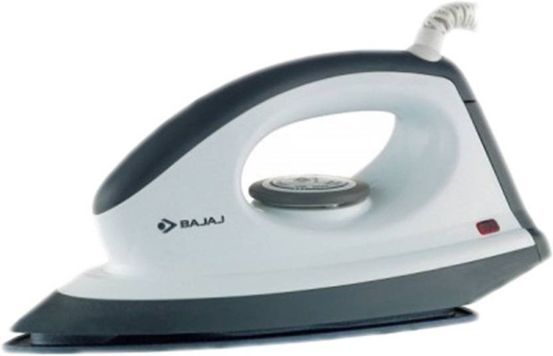 Bajaj Majesty DX8 Dry Iron(Grey & White)