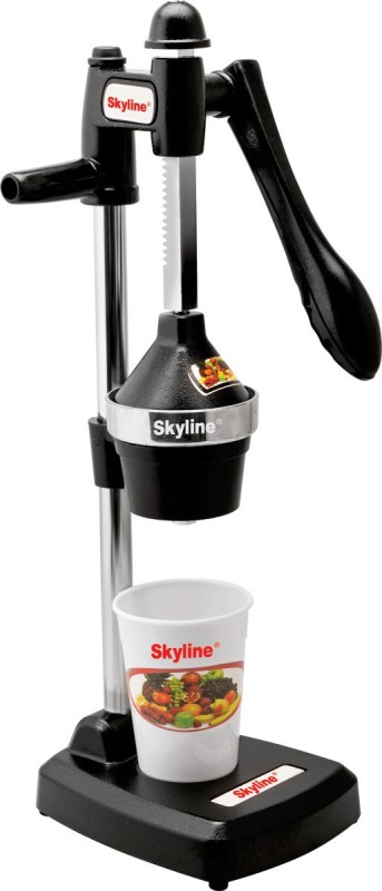 Skyline VTL-5077 00 Juicer(Black, 1 Jar)