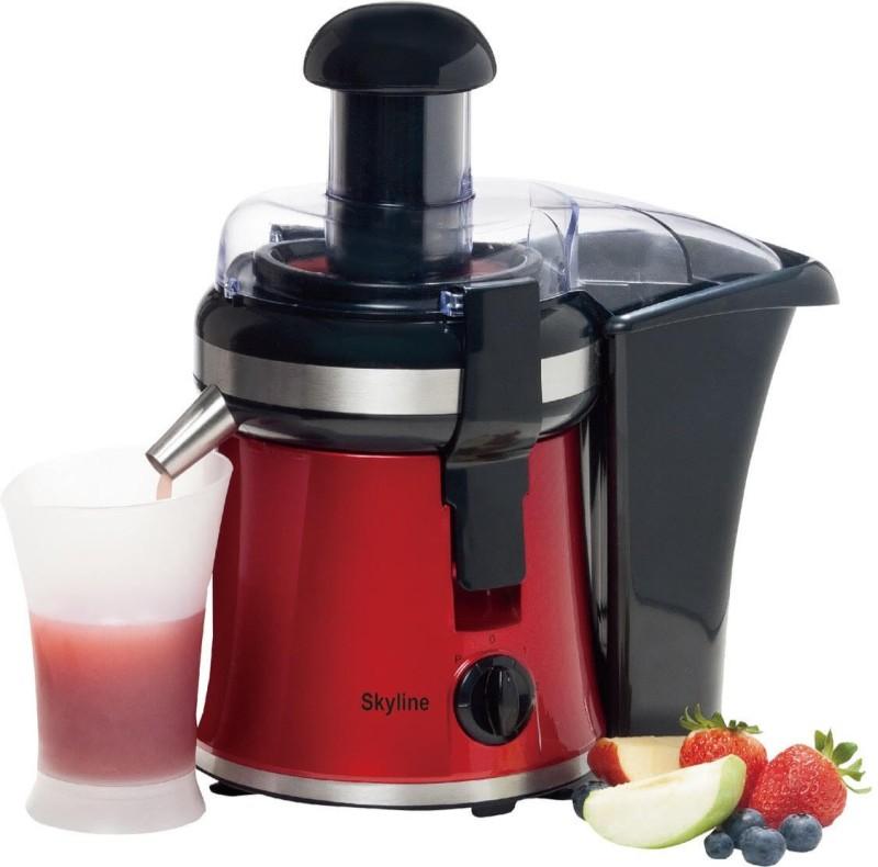 Skyline VTL-5033 250 Juicer(BLACK & RED, 1 Jar)
