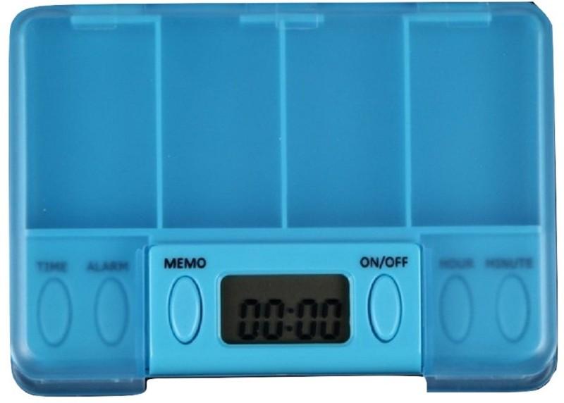 Solace 7 ALARM REMINDER Pill Box(Blue)