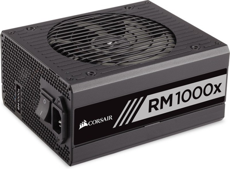 Corsair RM1000x 1000 Watts PSU(Black)