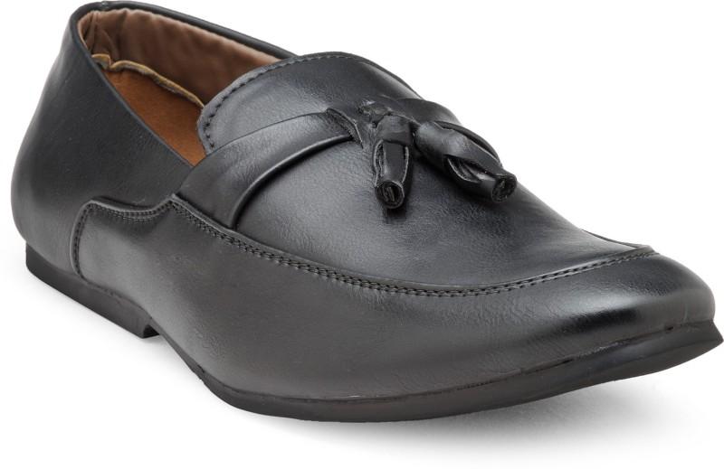 Adreno Jordan Slip On For Men(Black)
