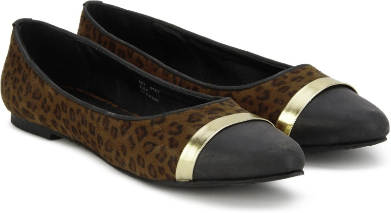Bata NICOLE BelliesBlack Brown
