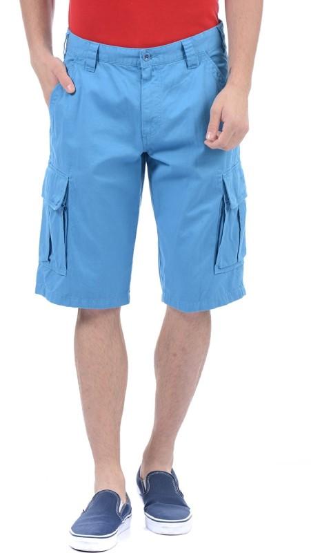 Gant Solid Men Blue Basic Shorts