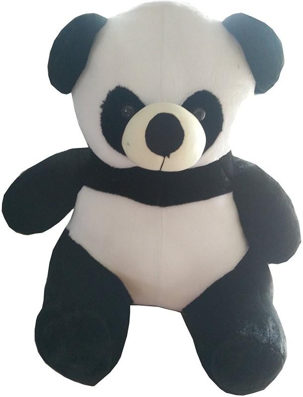 kaykon Big Panda Humongous Kung Fu Cute Adorable Panda Ultra Soft Finest Quality on Flipkart (3.5 Feet/40inch) - 100 cm(Black, White)