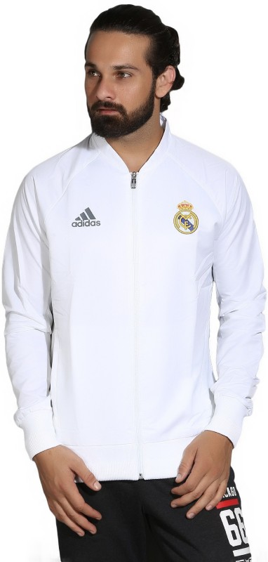 ADIDAS Solid Men Track Top