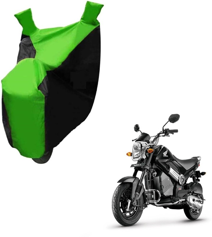 Auto Age Two Wheeler Cover for Honda(Multicolor)