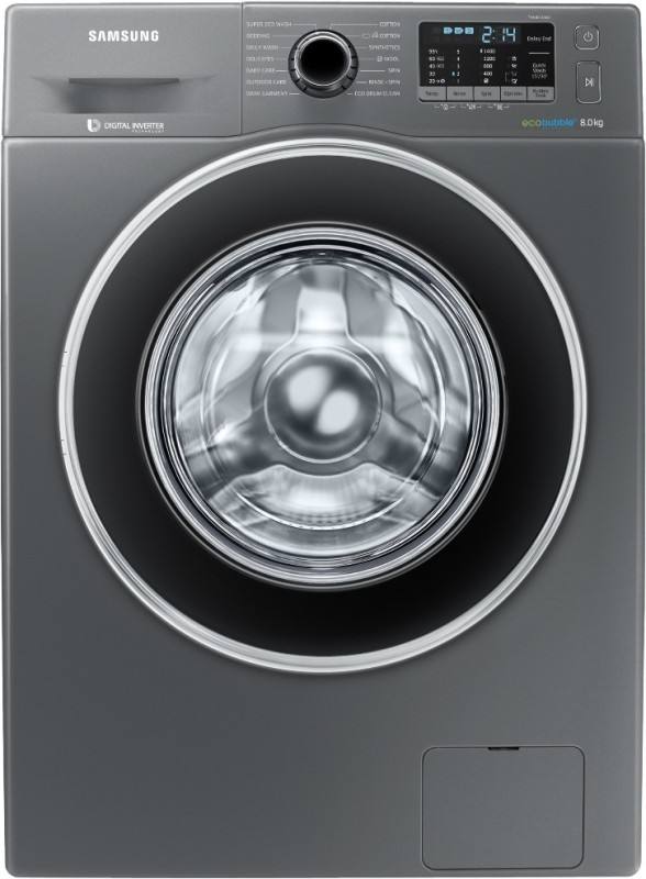 SAMSUNG WW80J5410GX 8KG Fully Automatic Front Load Washing Machine