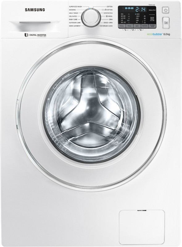 SAMSUNG WW80J5210IW 8KG Fully Automatic Front Load Washing Machine