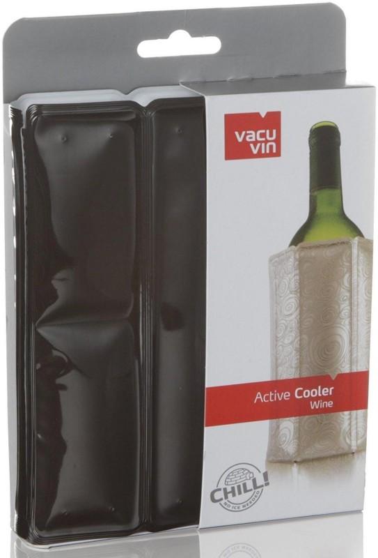 Vacu Vin Bottled Wine Cooler(Black, 750 Bottles)