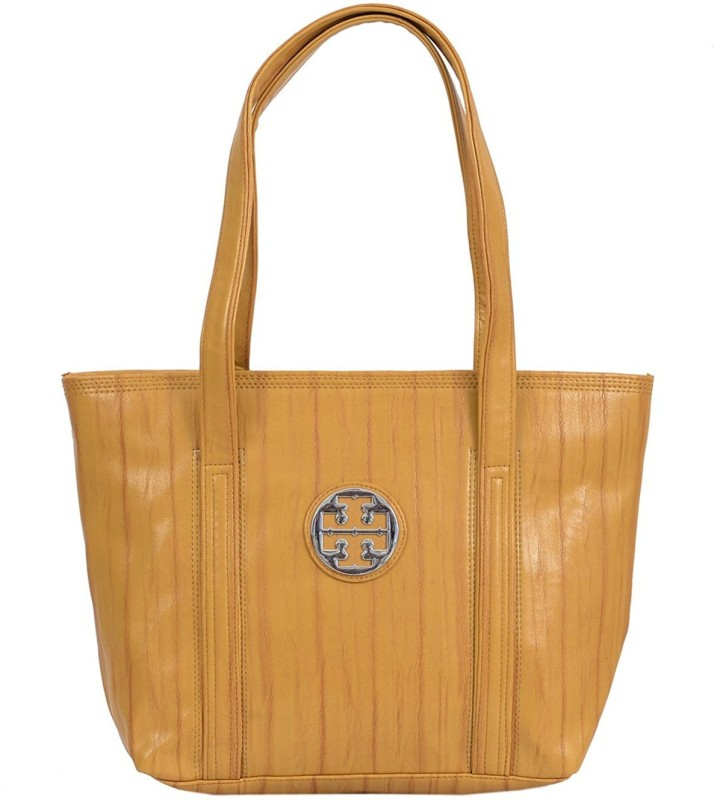 Bagaholics Women Yellow Shoulder Bag